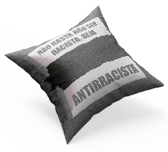 Almofada Seja Antirracista