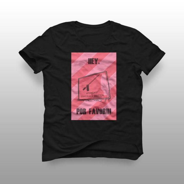 camiseta cancela preta 1