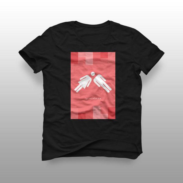 camiseta igualdade 01 preta