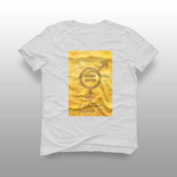 camiseta igualdade 02 branca