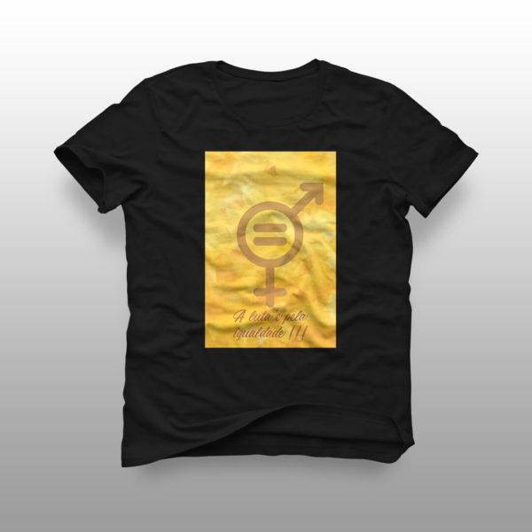 camiseta igualdade 02 preta 1