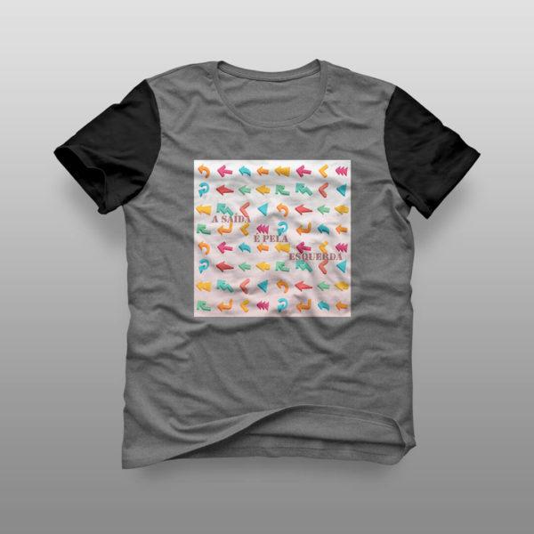 camiseta saida ragla