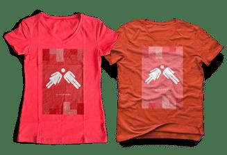 Coleção Camisetas Igualdade 01