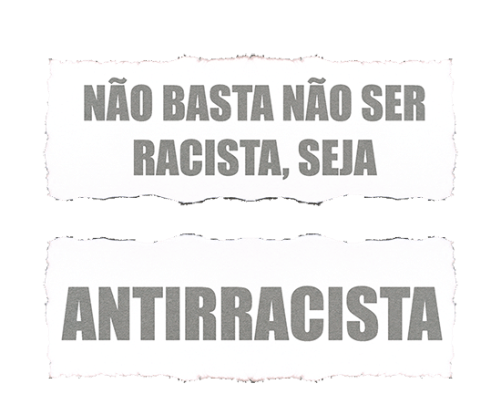 Logo Seja Antirracista