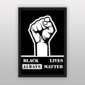 quadro-black-lives-matter-preta